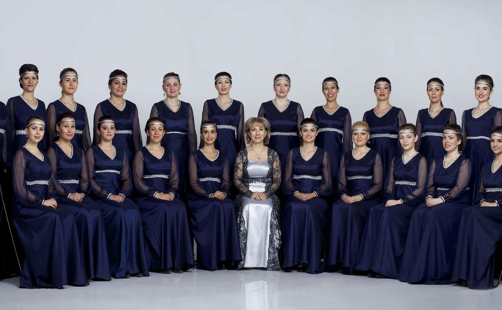 Vania Moneva Choir